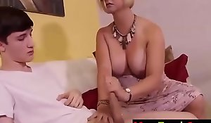 Canadian stepmom feeding say no to son bigboobs - Of age Online Sexual congress Dating >_  MomTeachSon.com  <_
