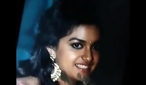 Keerthi suresh jism tribute moaning increased by jism fascial be required of keerthi