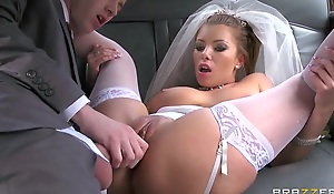 Danny D fucking as a result sexual bride Donna Bell