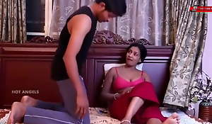 Indian hawt aunty romance with college student