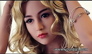Yourdoll Fuck Blonde deadly sexy beauty