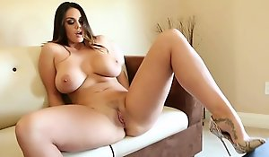 Alison tyler plays with say no to cookie
