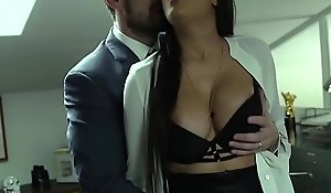 Mercedes carrera and her master boss - eroticax