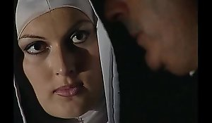 This nun has a venal secret: she's a whore!