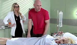 (jessa rhodes) patient get sluty and tempted doctor to mad about video-12