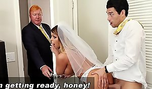 Bangbros - mummy bride brooklyn follow receives fucked by step son!