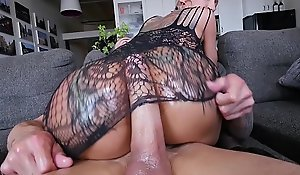 Bangbros - a short-haired bella bellz acquires anal be advisable for say no to large arse
