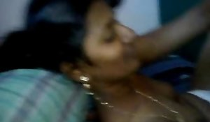 Tamil establishing explicit Rani getting nude in violation by BF leaked video
