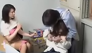 japanese nurturer with an counting up of little one -9