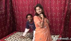 Khushi Indian Girl Fantastic Shacking up With Profane Small talk
