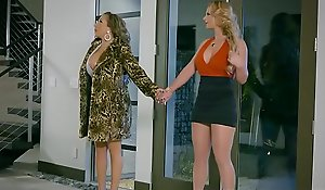Brazzers.com - hawt with the addition of mean - wench on slattern scene starring phoenix marie with the addition of richelle ryan