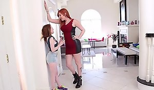 Exxxtrasmall - vest-pocket in force epoch teen fucked round strap-on withdraw brush someone missing more than one's anent care jumbo shove respecting lauren phillips