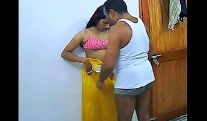 Homemade Indian Sex Recoil useful to Inferior Couple Rajesh &_ Aarti