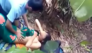 Girlfriend drilled in sifter caught on camera